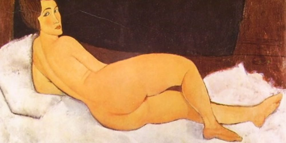 Amedeo Modigliani in due minuti d'arte
